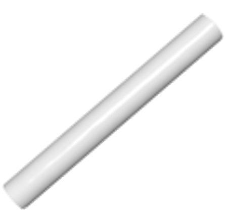 Pipelife - afvoerbuis wit