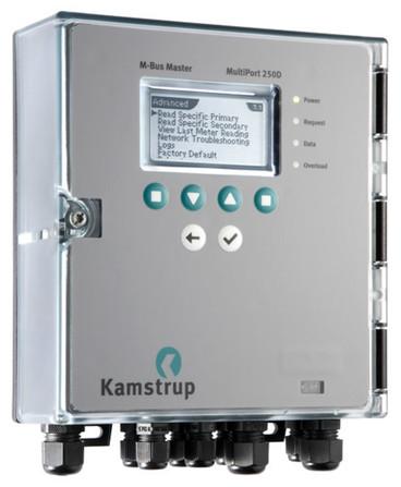 Kamstrup - Multiport - Multiport 250D