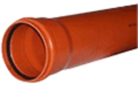 Kabelwerk Eupen - Eucarigid-RE - PVC rioolbuis met mof