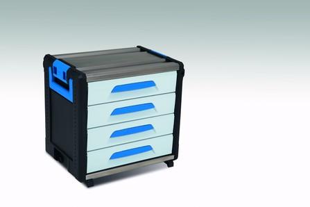Sortimo - Workmo 24-500 - Workmo 24-500 SBL6 module voor mobiel werkstation