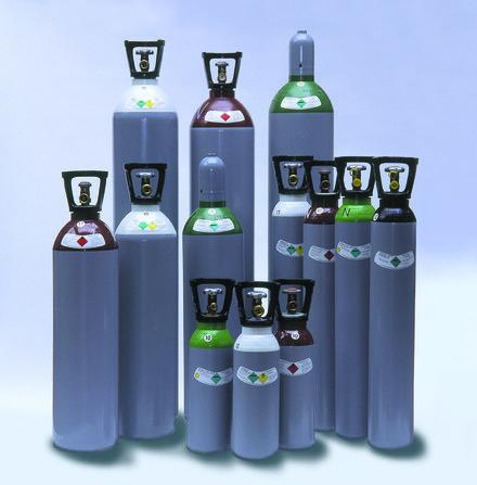 Gasco - cilindervullingen
