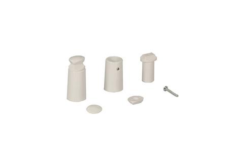 Van Marcke Intro - Basic - kit de fixation pour radiateurs sèche-serviettes Basic
