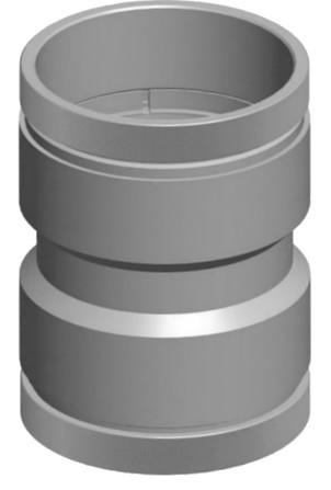 Wolf - Raccord pour conduit de fumée flexible DN 110