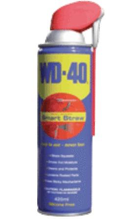 WD - Debloc en anti-corrosie olie WD-40