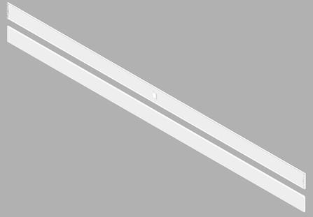 Henrad - Jeu de panneaux latéraux pour T22 verticaux
