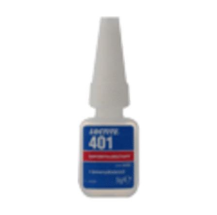 Loctite - 401 colle rapide universelle