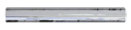Pipelife - Smartline - afvoerbuis chroom
