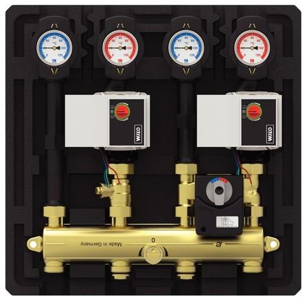 De Dietrich - Module hydraulique pour 2 CC