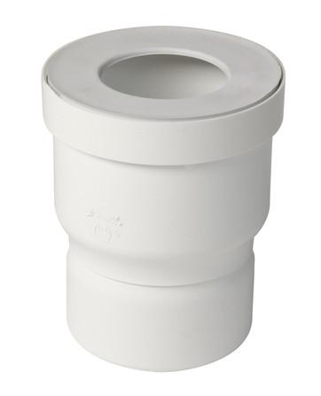NIC WC-MUFFE D80-47MM PVC