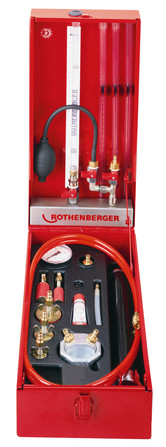Rothenberger - pompe d'épreuve gaz