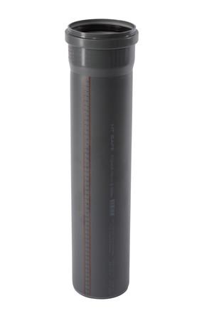 Ostendorf Kunststoffe - HT-Safe - PP - tube d'évacuation D 125 mm