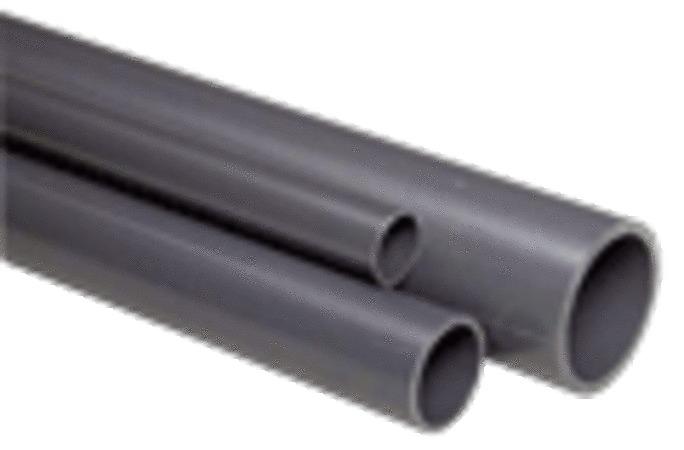 EUP PVC DRUCKROHR PN10 D32 L4M