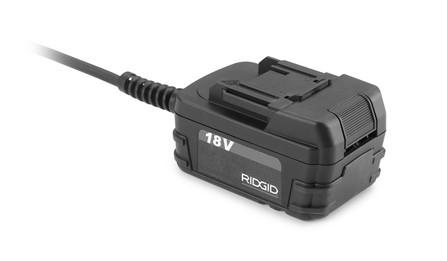 Ridgid - Power adapter voor RP 340-B