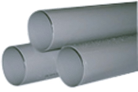 Kabelwerk Eupen - Eucarigid-RA 65 C - Eucarigid dunwandige PVC afvoerbuizen 65° Fabrieksnorm