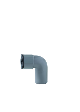 EUP PVC ELLEBOOG+JT40X5/4 7037