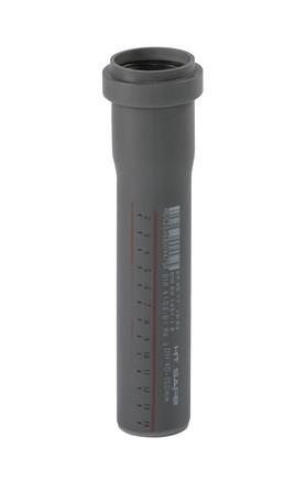 Ostendorf Kunststoffe - HT-Safe - PP - afvoerbuis D 40 mm