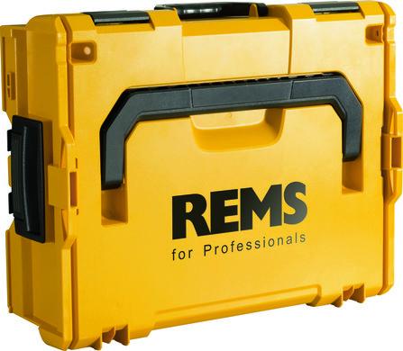 Rems - L-Boxx - 8 pinces à serir standard+6 boucles de sertissage