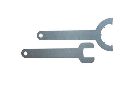 Mobbit - sleutel getand-schroef