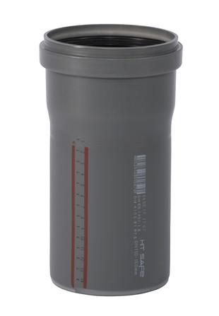 Ostendorf Kunststoffe - HT-Safe - PP - tube d'évacuation D 110 mm