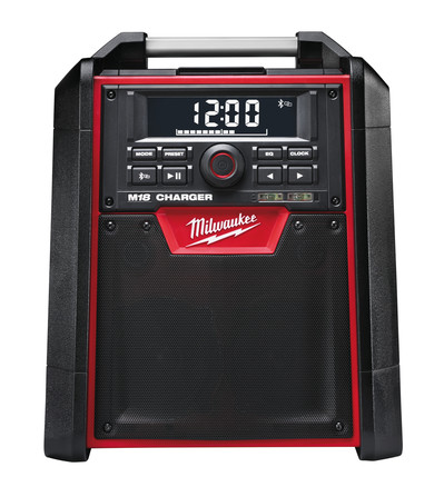 Milwaukee - M18 RC-0 - Milwaukee M18 RC-0 radio/chargeur