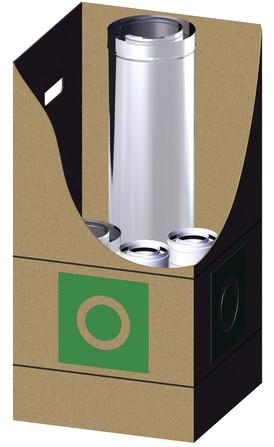Dinak - Dinagas CLV+ 316L/304 - 2BK - Kit de démarrage