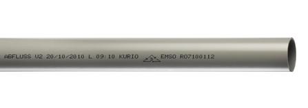 Kabelwerk Eupen - Eucarigid-RA 65 C - Eucarigid dikwandige PVC afvoerbuizen 65° BENOR