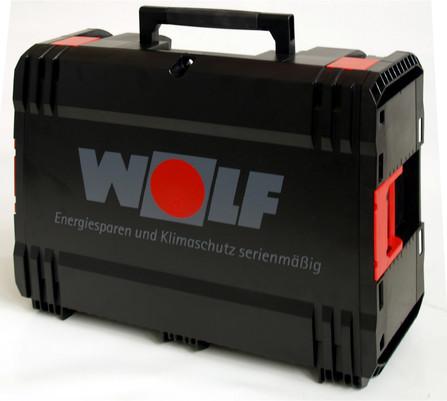 Wolf - TGC - Onderdelenkoffer
