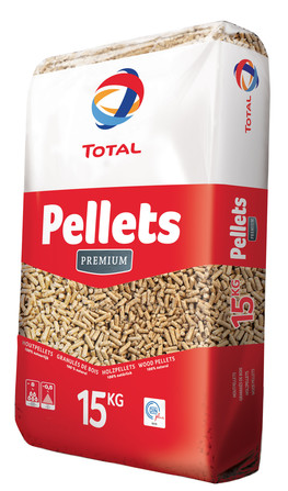 Total - Pellets Premium - Granulés de bois