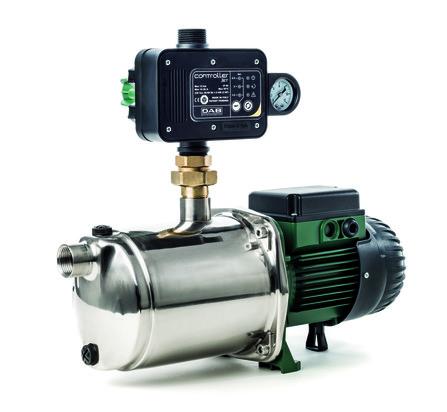 Dab - Euroinox M - Euro-inox 30/30M - control D-GSET