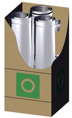 Dinak - Dinagas CLV+ 316L/304 - 2BG - Kit verdieping