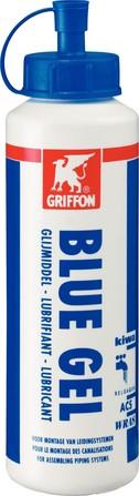 Griffon - smeermiddel - Blue gel - knijpfles 250g