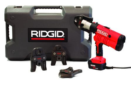 Ridgid - RP 340B - V 15-22-28mm