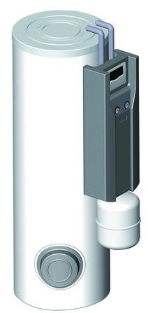De Dietrich - Inisol UN0 BSL avec appoint hydraulique