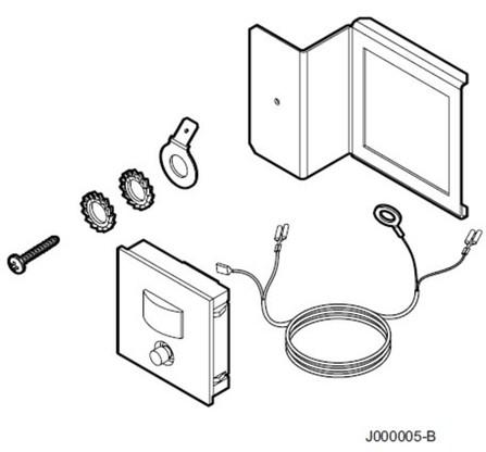 De Dietrich - NeOvo - accessoires - MY456 testeur d'anode magnésium