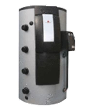 Wolf - Solar - Zonneboiler BSP800