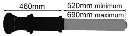 BU B07041366 DAKDOORV.60/100