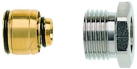 Heimeier - raccord à compression pour tube PEX-Alu