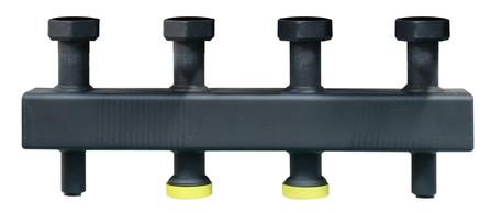 Van Marcke Solutions - verdeelstuk voor 2 circuits - met hydraulische scheiding