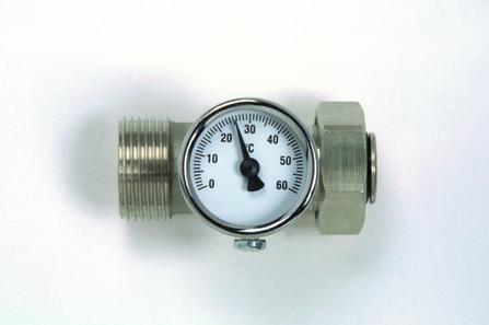 Schütz - Thermomètre de retour