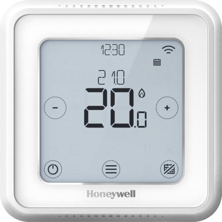 Honeywell - Lyric - T6 - blanc