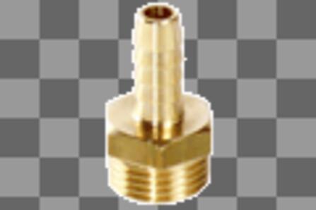 TETONS GAZ 1/4 M X 10