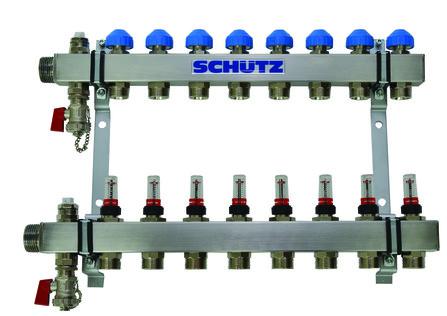 SCHU COLL.COMF.90-3 INOX 4 KR