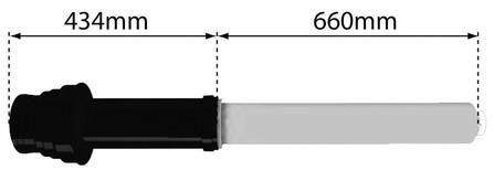 BU 0020257016 DAKDOORVR 80/125
