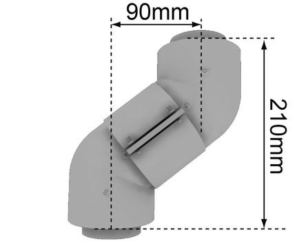 BU 0020257024CO.45G 80/125-2PC