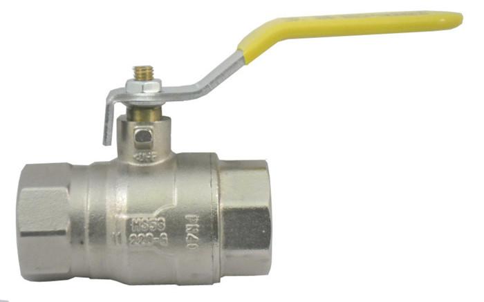 ROBINET GAZ ARGB FF 5/4 LAITON