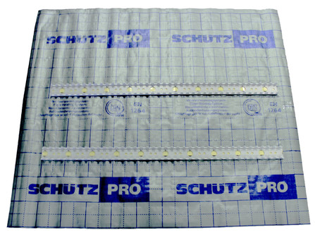 Schütz - Elément de compensation avec rails de fixation D16-17