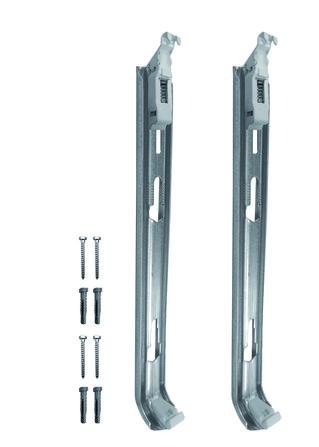Henrad - pour radiateurs sans pattes de fixation
