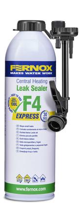 Fernox - Leak Sealer - Fernox F4 Leak Sealer Express 400 ml