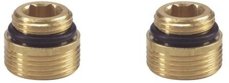 Honeywell - jeu de 2 nipples coniques