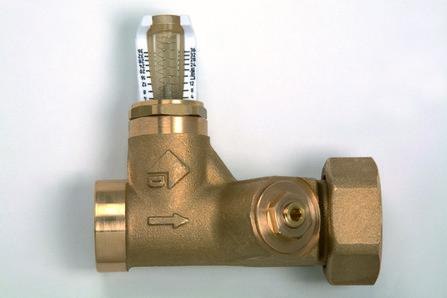 """Schütz - Set de section de valve de régulation 4/4"""""""